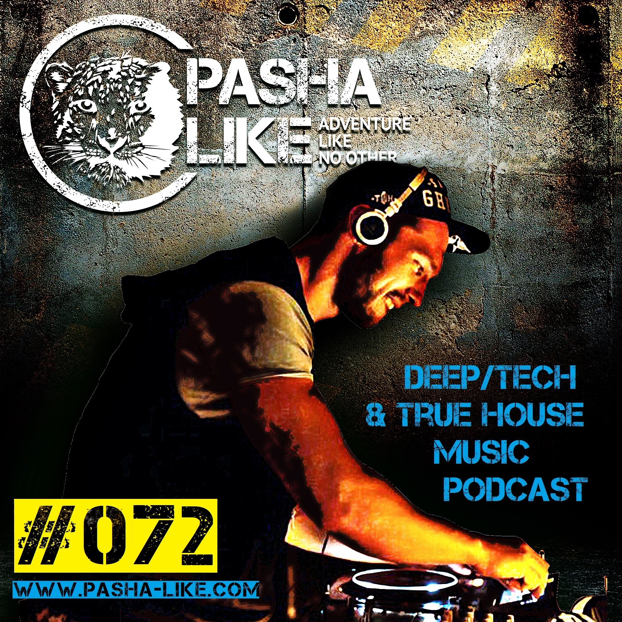 Deep tech true house music podcast by pasha like for House music podcast